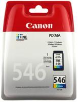 Cartuccia Inchiostro Colore Cl 546 Canon