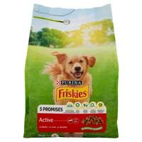 Alimento Secco Per Cani Active Friskies