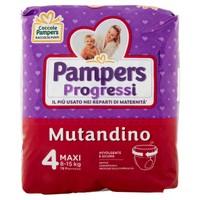 Pannolini Pampers Progressi Mutandino Maxi