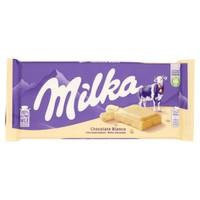 Tavoletta Di Cioccolato Bianco Milka