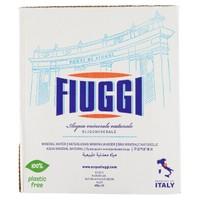 Acqua Minerale Fiuggi Cartoncino Da 6 Bottiglie Di Vetro Da Lt . 1