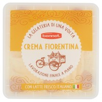 Vaschetta Gelato Crema Fiorentina Bennet