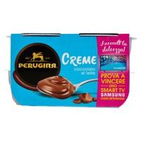 Creme Dessert Perugina Cioccolato Al Latte 4 Da Gr . 70