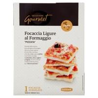 Focaccia Ligure Al Formaggio Pizzata Selezione Gourmet Bennet