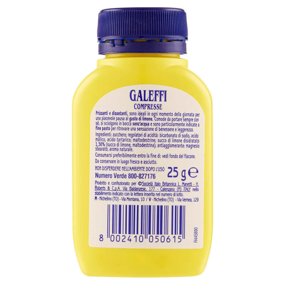 COMPRESSE GALEFFI