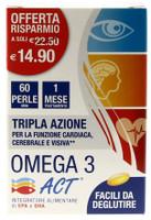 Omega 3500 mg Act Perle