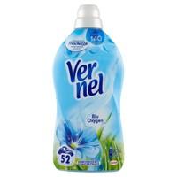 Ammorbidente Concentrato Blu Oxygen Vernel , conf . da 52 Lavaggi