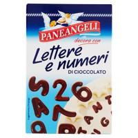 Lettere E Numeri Di Cioccolato Paneangeli