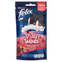 Snack Per Gatto Felix Tubes Al Tacchino