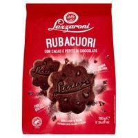 Biscotti Rubacuori Al Cacao Con Gocce Di Cioccolato Lazzaroni
