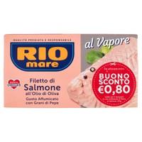 Salmone Affumicato Al Vapore Rio Mare