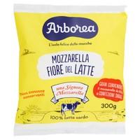 Mozzarella Fior Di Latte Arborea 3 Da Gr . 100