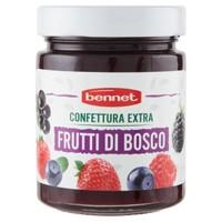 Confettura Extra Frutti Di Bosco Bennet
