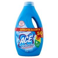 Detersivo Liquido Igienizzante Classico Ace , conf . da 2 Da 25 Lavaggi Cad