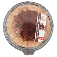 Torta Con Crema Al Caffe '