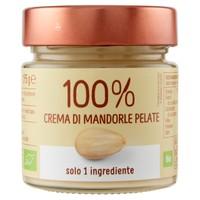 Crema Spalmabile Biologica 100% Di Mandorle Eurocompany