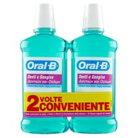 Collutorio Denti E Gengive Oral B 2 Da Ml . 500