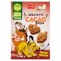 Biscotti Junior Al Cacao Bio Germinal