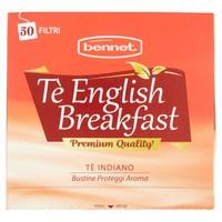 Te ' English Breakfast Bennet 50 Filtri