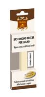 Bastoncini Stucco Rapido In Cera Colore Bianco 22gr Gubra