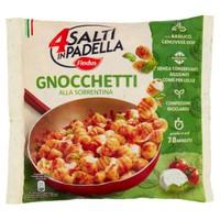 Gnocchetti Alla Sorrentina Pomodoro Basilico Mozzarella 4 Salti In Pad