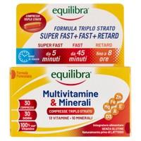 Multivitamine E Minerali 30 cpr Equilibra