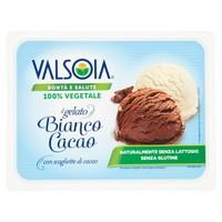 Gelato Bianco Cacao Valsoia Vaschetta