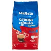 Caffe ' Crema E Gusto Espresso In Grani Lavazza