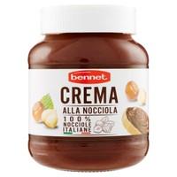 Crema Spalmabile Cacao E Nocciola Bennet