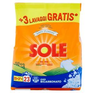 SOLE POLV.BIA.SPL.20+3