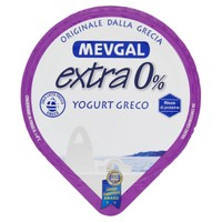 Yogurt Greco Extra 0% Mevgal