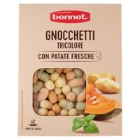 Gnocchetti Tricolore Freschi Selezione Gourmet Bennet