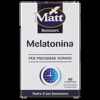Melatonina Matt 80 Compresse
