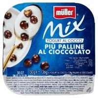 Mix Cioccolato E Cocco Muller