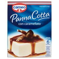 Panna Cotta Caramellato Cameo