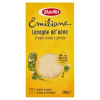 Lasagne Gialle Barilla