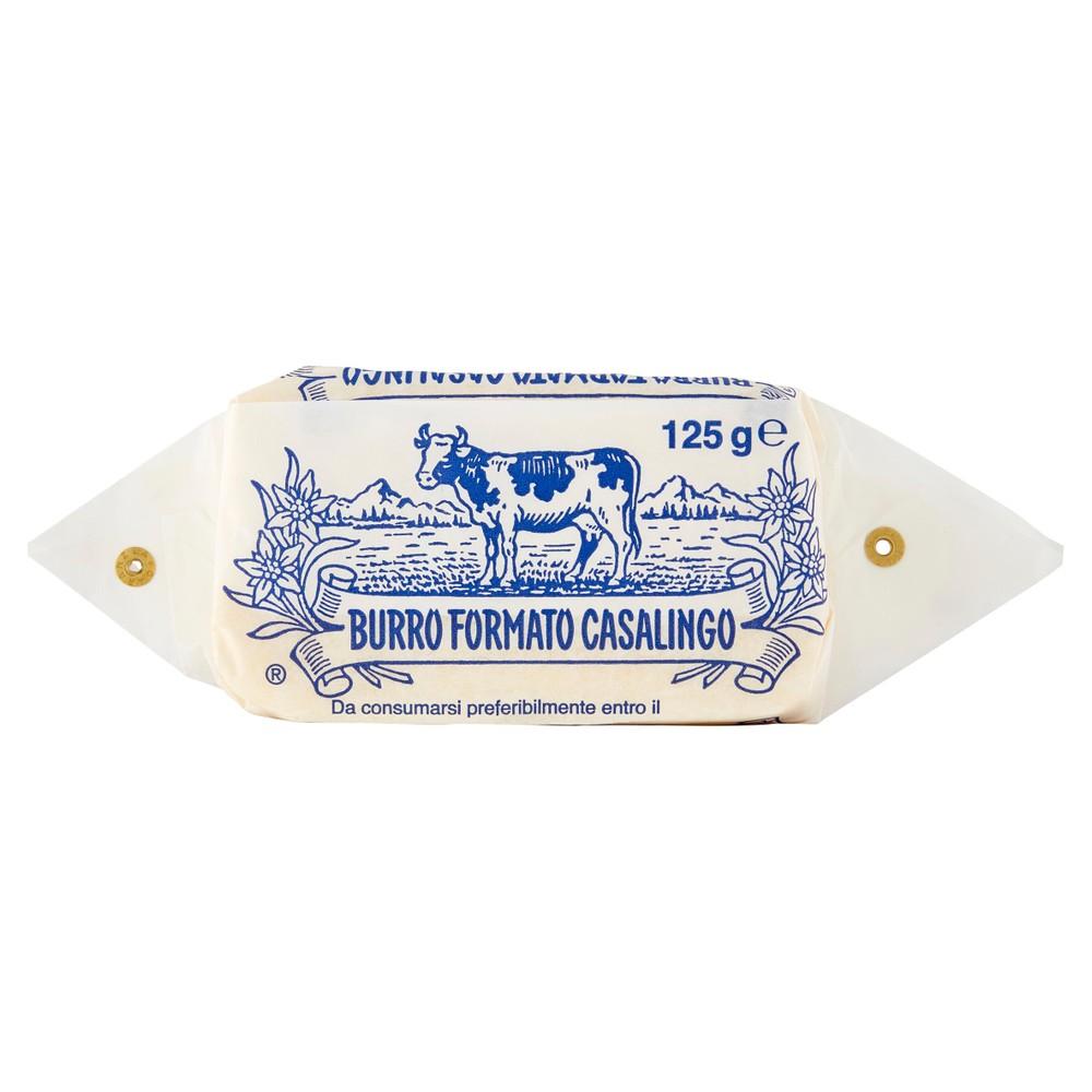 BURRO CASALINGO 125