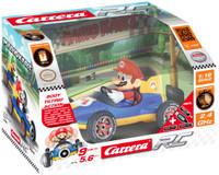Auto Da Corsa Radiocomandata Mario Kart Scala 1 : 18