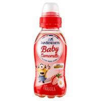 Bibita Alla Fragola Baby Drink San Benedetto