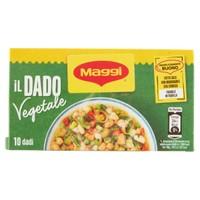 Dado Vegetale Preparato Per Brodo Vegetale Maggi Conf . Da 10
