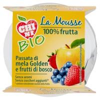 Mousse Bio Di Mele E Frutti Di Bosco