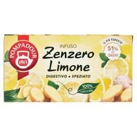 Infuso Zenzero E Limone Pompadour