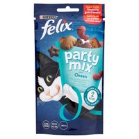 Snack Per Gatti Pesce Felix Partymix