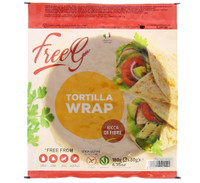 Tortilla Wrap Senza Glutine Freeg