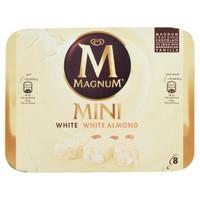 Magnum Mini Bianco Mandorle Algida