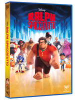 Dvd Ralph Spaccatutto