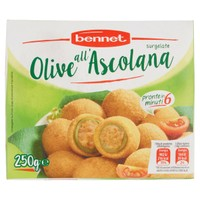 Olive All ' ascolana Surgelate Bennet
