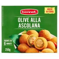 Olive All'ascolana Surgelate Bennet