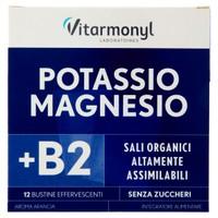 Potassio Magnesio Vitarmonyl 12 Bustine