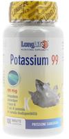Longlife Potassio 99 mg Tavolette